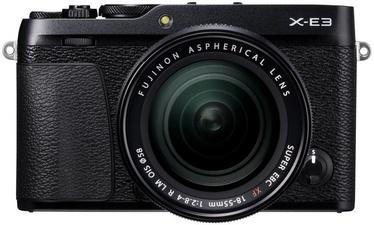 Fujifilm X-E3 + XF 18-55mm/f2.8-4 R LM OIS Black