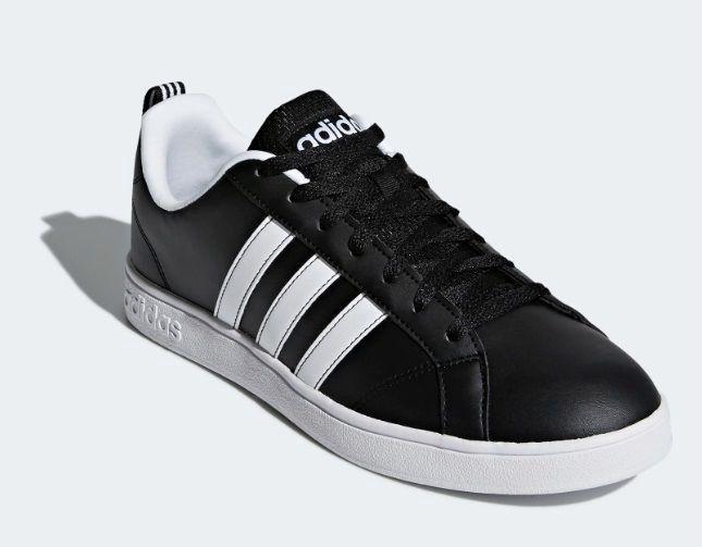 Adidas VS Advantage Shoes Black 45