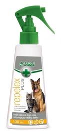 Līdzeklis suņu un kaķu atbaidīšanai Dr.Seidel Repelex plus, 100 ml