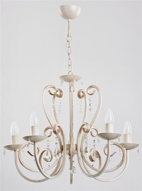 Griestu lampa Alfa Nero 18515 5x40W E14