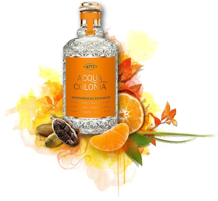 4711 Acqua Colonia Mandarine & Cardamom 170ml EDC Unisex