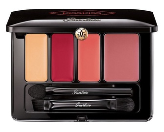 Guerlain KissKiss From Paris Lip Contouring Palette 3.5g