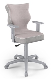 Детский стул Entelo Duo CR08, розовый/серый, 400 мм x 1000 мм