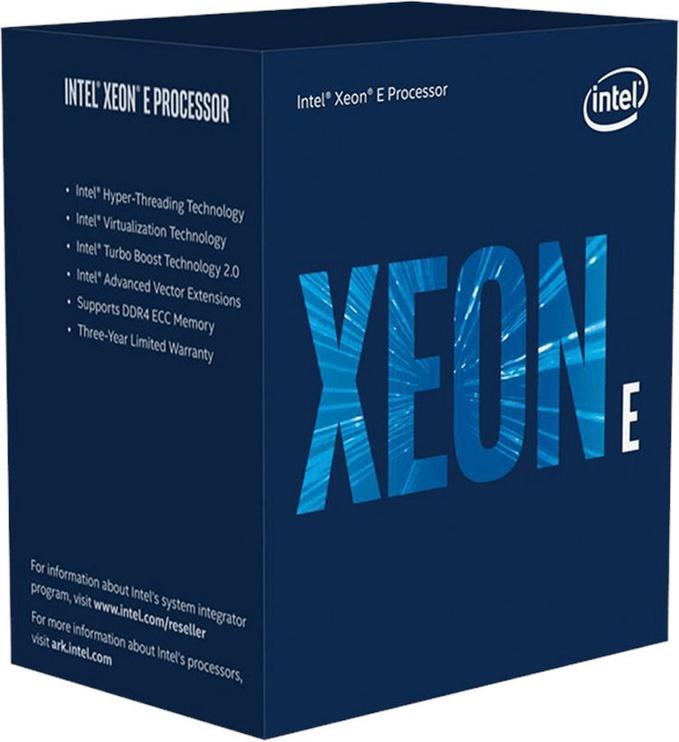 Процессор сервера Intel® Xeon® E-2236, 3.4ГГц, LGA 1151, 12МБ