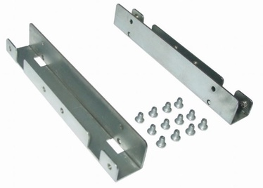 Gembird Metal Mounting Frame for 2 x 2.5'' HDD/SSD to 3.5""