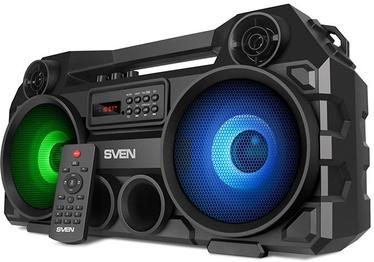 Belaidė kolonėlė Sven PS-580 Black, 36 W