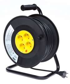 Okko Power Cord 4-Outlet 250V 16A 50m