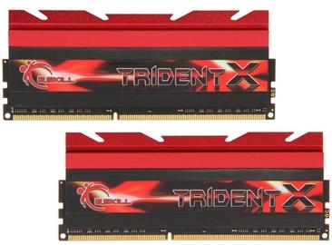 G.SKILL TridentX 16GB 1600MHz DDR3 CL7 DIMM KIT OF 2 F3-1600C7D-16GTX