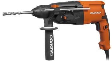 Перфоратор Daewoo Rotary Hammer, 3.1 кг, 800 Вт