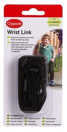 Pavadėlis vaikui Clippasafe Wrist Link Black 35346