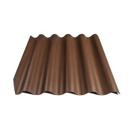 Eternit Baltic Corrugated Sheet Brown