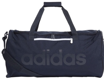 Adidas Linear Core Duffel Bag Medium ED0229 Navy