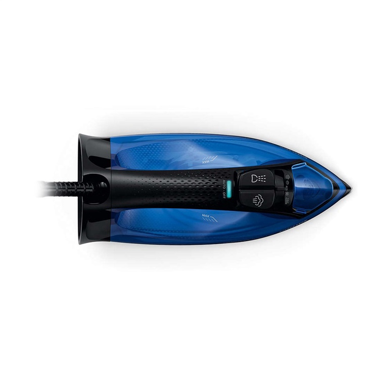 Утюг Philips GC3920/20, синий/черный