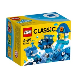Konstruktor LEGO Classic Blue Creativity Box 10706