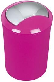 Spirella Sydney Waste Bin 5l Pink
