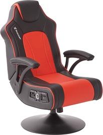 Spēļu krēsls X Rocker Torque 2.1 Black/Red
