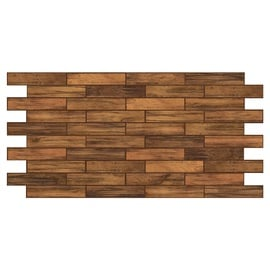 SN Decoration Board 480x980mm Dark Parquet