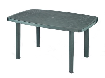 Ovalus lauko stalas Faro