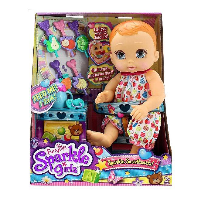 Кукла Sparkle Girlz Sparkle Sweethearts
