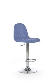 Baro kėdė H82, mėlyna