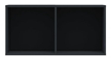 Black Red White Mitoda Shelf 79x40x40cm Black Anthracite