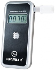 Promiler Breathalyser AL-7000 Lite + 2 Mouthpieces