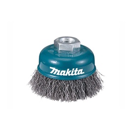 Makita D-24072 Twisted Steel Wire Brush 60mm