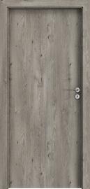 "Durų varčia ""Porta Line H1"" sibiro ąžuolo 644x2030x40 kairė"