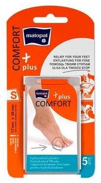 Matopat Comfort Plus Plaster 17x48mm 5pcs
