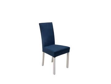 Black Red White Holten Chair Blue