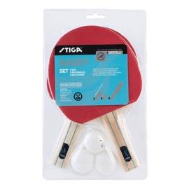 Stiga Sassy Table Tennis Set