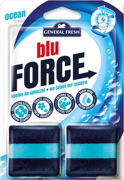 General Fresh Blu Force WC Block Fresh Sea 2pcs