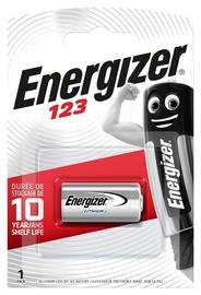 BATERIJA ENERGIZER 123 3V Lithium B1, 1500 mAh