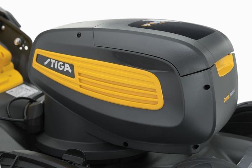 Аккумуляторная газонокосилка Stiga Combi 748 SQ AE