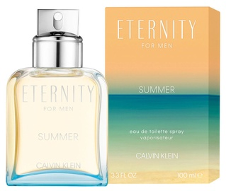 Tualetes ūdens Calvin Klein Eternity Summer 2019, 100 ml EDT