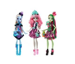 Monster High peonukk FDF11