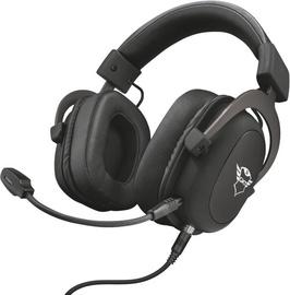 Ausinės Trust GXT 414 Zamak Premium Black