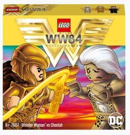 Конструктор LEGO DC Super Hero Girls Wonder Woman vs Cheetah 76157, 371 шт.