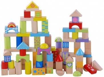 Gerardos Toys Wooden Building Blocks 44602