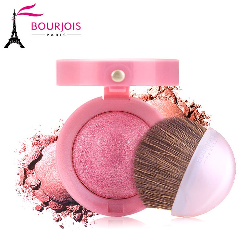 Румяна Bourjois Paris 34 Rose D'Or