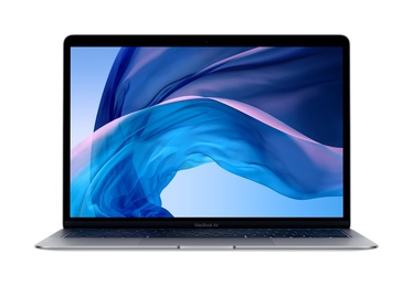 Nešiojamas kompiuteris Macbook Air 256GB space grey 2020