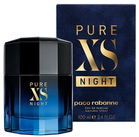 Kvapusis vanduo Paco Rabanne Pure XS Night, 100 ml EDP