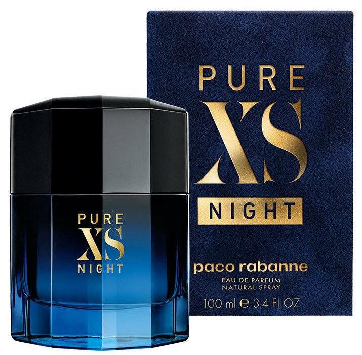 Parfimērijas ūdens Paco Rabanne Pure XS Night, 100 ml EDP