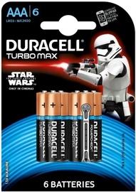 Duracell Alkaline Batteries AAA x6