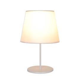 Lampa galda LĖJA, T18013-D25-WH, 40W, E27