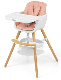 Milly Mally Espoo 2in1 High Chair Pink
