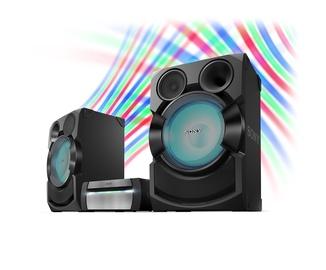 Muzikinis centras Sony SHAKE X70