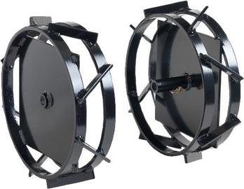 McCulloch TA0016 Metal Wheels for MPF 72 B