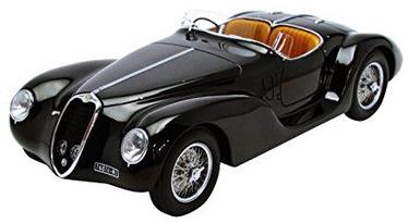 Minichamps Alfa Romeo 6C 2500 SS Corsa Black