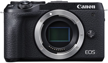 Canon EOS M6 Mark II Body Black
